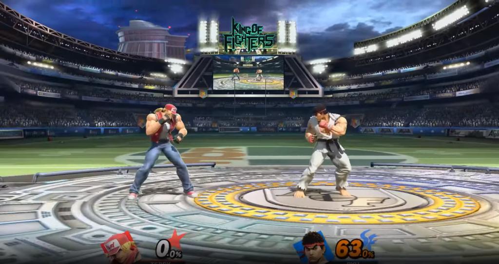 Terry vs. Ryu