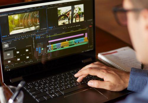 Kostenlose Video Editing Software Teaserimage / Image by artiemedvedev via stock.adobe.com