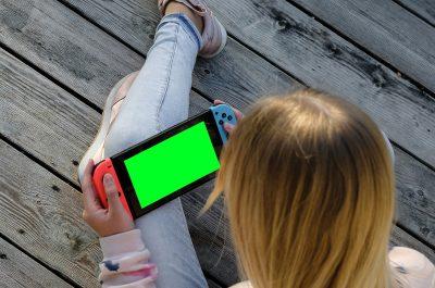Titelbild zu dem Artikel Nintendo Switch Lite / Image by skvalval via stock.adobe.com