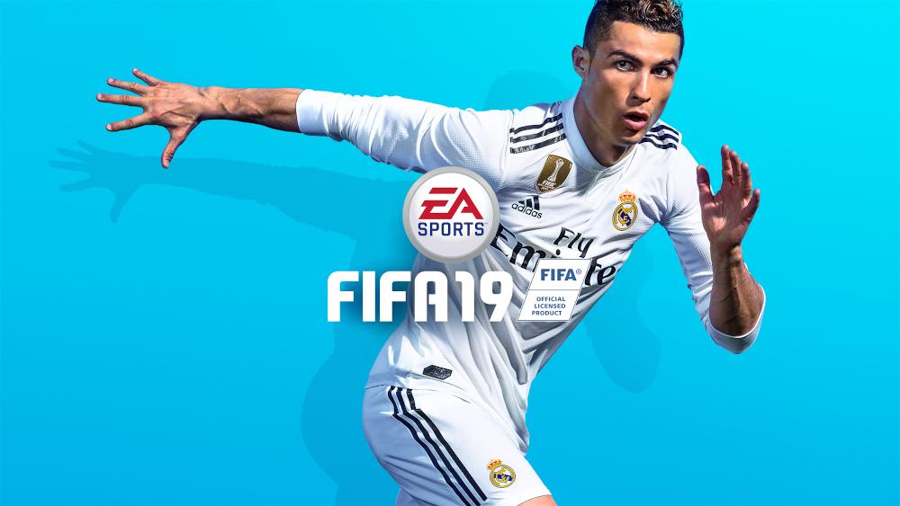 Die besten Sportspiele Artwork von FIFA 19 / Image by EA via IGDB
