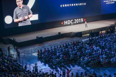 HarmonyOS auf der HDC19 vorgestellt