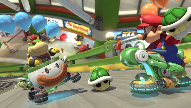 Mario Kart 8: Deluxe Artwork / Image by IGDB