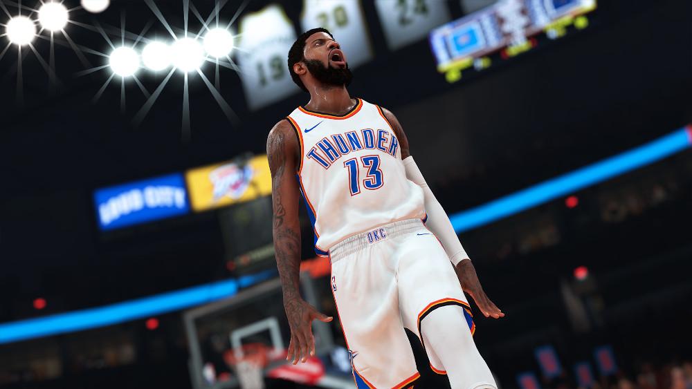 Die besten Sportspiele Screenshot von NBA 2K19 / Image by 2K Sport via IGDB
