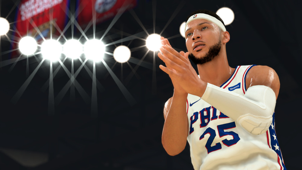 Screenshot aus NBA 2K20 / Image by 2K via IGDB