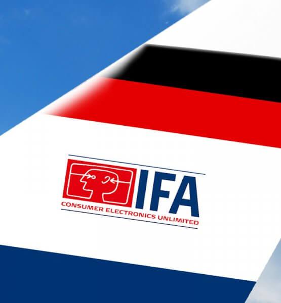 Partnergrafik zur IFA