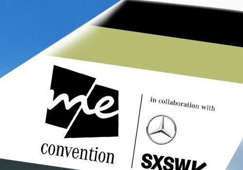 me Covention, Partnergrafik