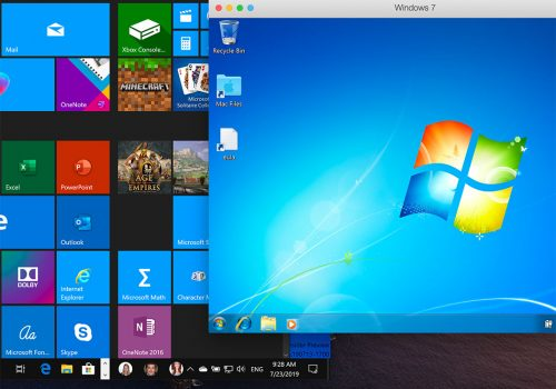 Parallels Desktop 15 Screenshot