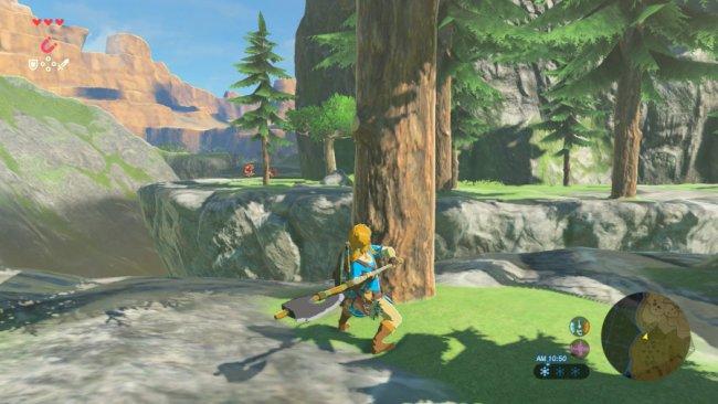 Zelda Screenshot / Image by IGDB