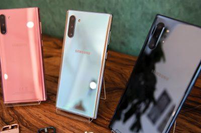 Galaxy Note 10 vorgestellt, Image by Samsung