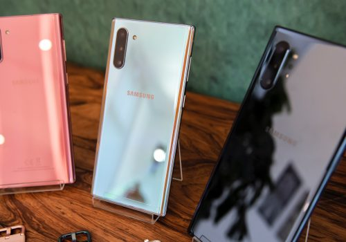 Galaxy Note 10 vorgestellt, Image by Samsung