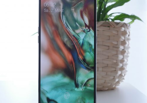 Das Samsung Galaxy A80 im Test