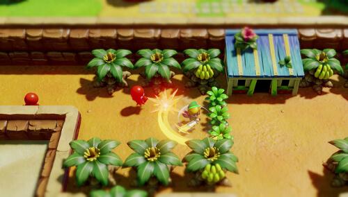 Das Remake von The Legend of Zelda: Link's Awakening