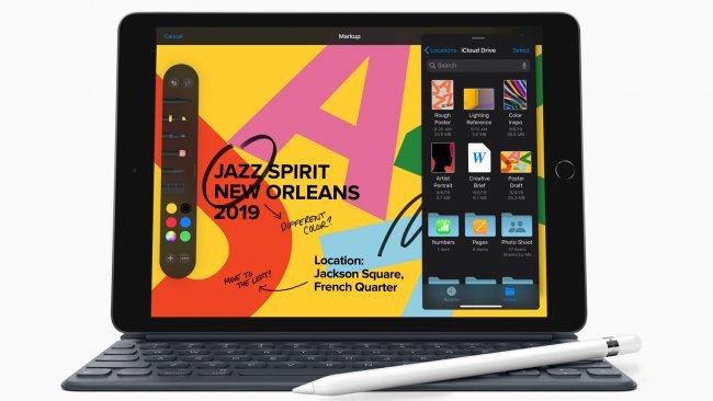 Apple iPad / Image by Apple