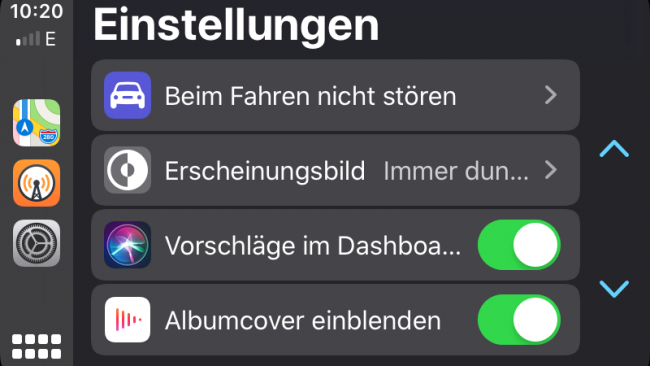 einstellungen-apple-Car-Play-ios-13