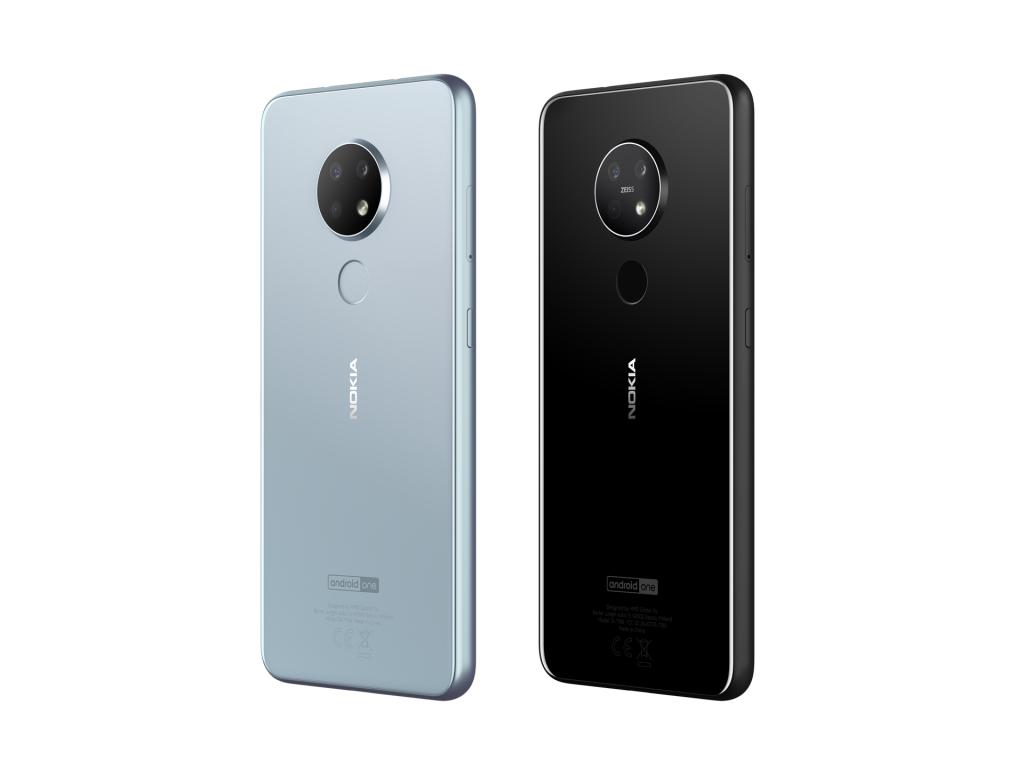 Farbauswahl Nokia 6.2