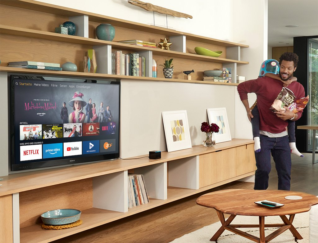 Fire Tv Cube by Amazon
