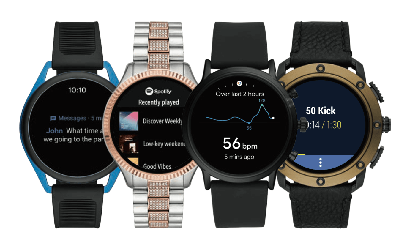 Fossil Smartwatches 5. Gen - Image by Fossil Grou
