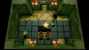 Dungeon-Kammer in Link's Awakening