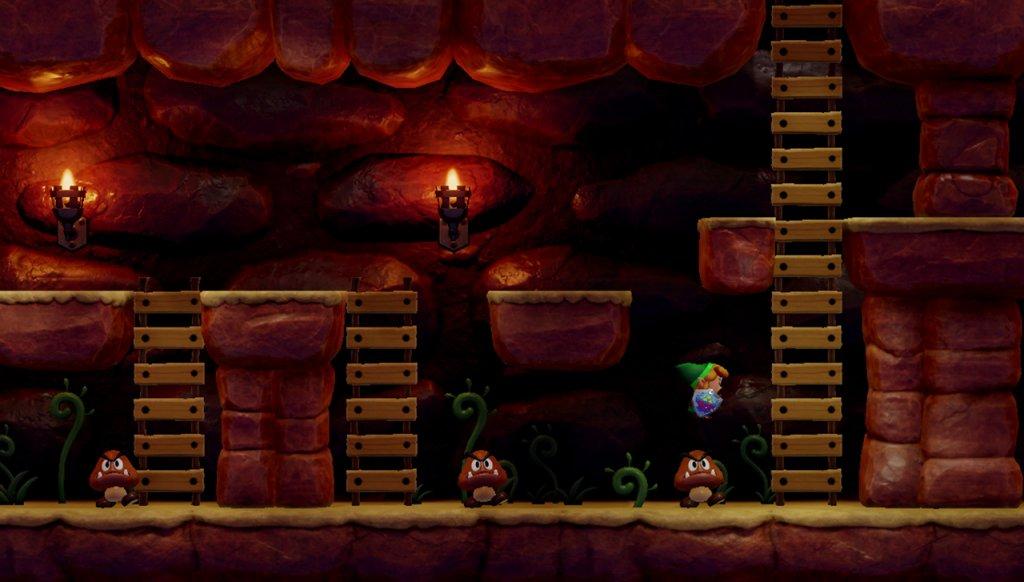 Gumbas in Link's Awakeniing