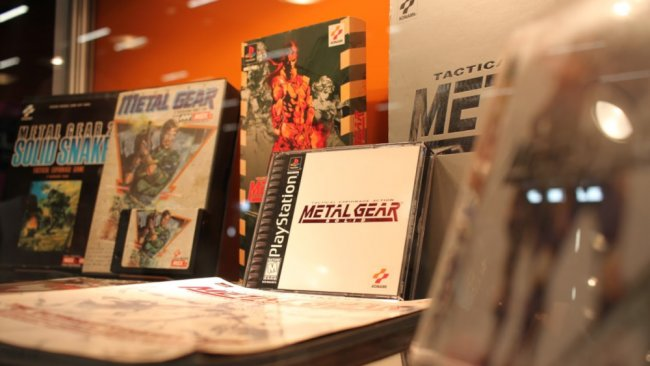 Alte Metal Gear Solid-Spiele / Image by Lisa Kneidl