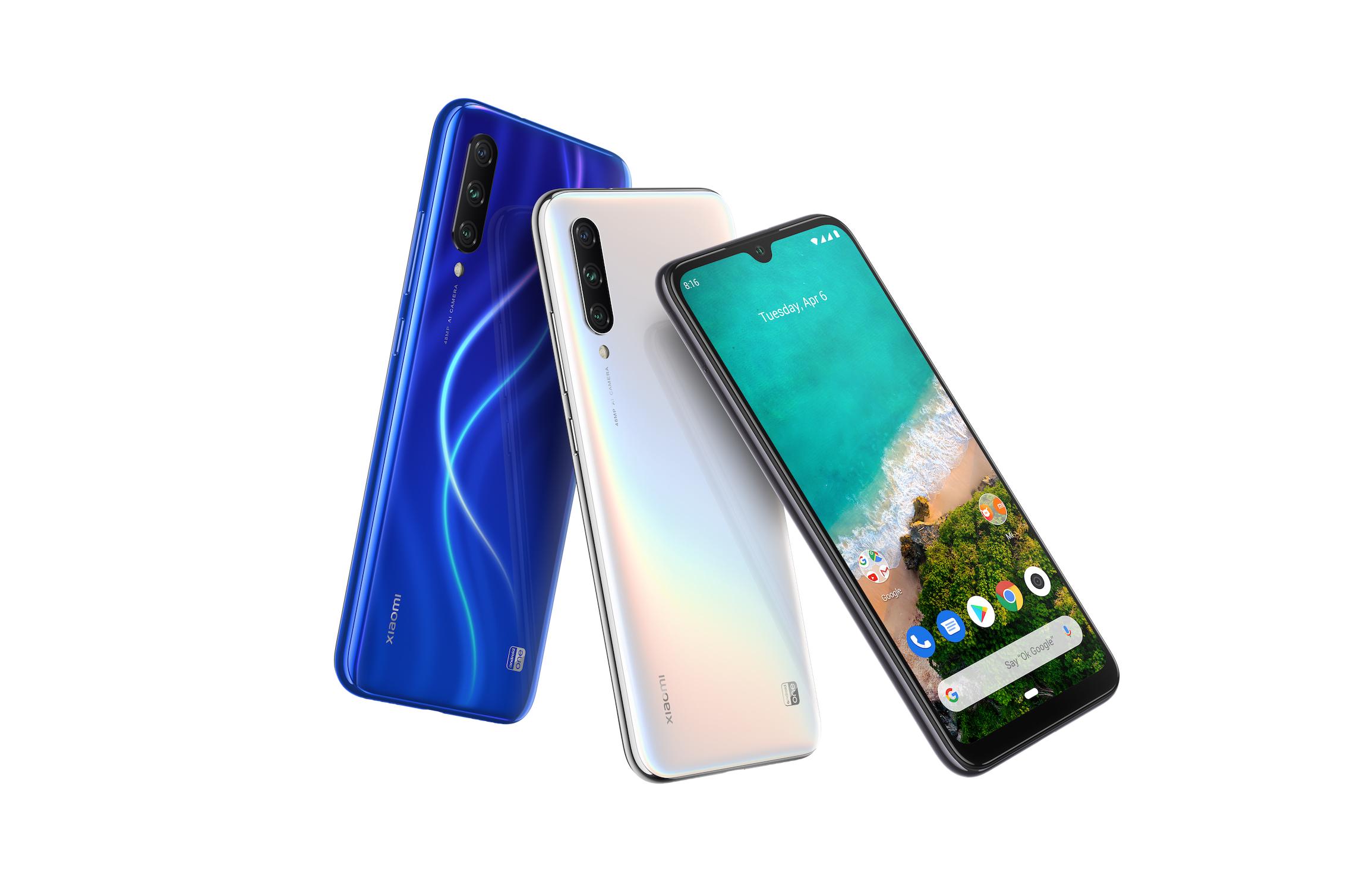Smartphones unter 200 Euro: Xiaomi Mi A3 - Image by Xiaomi