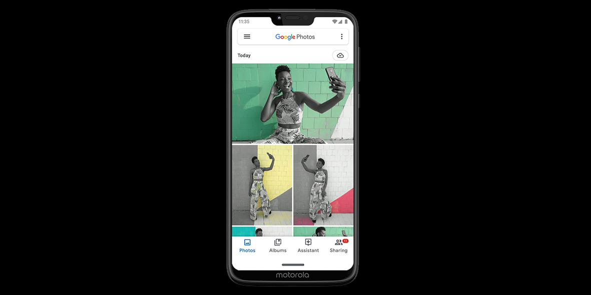 Smartphones unter 200 Euro: Moto G7 Power - Image by Motorola