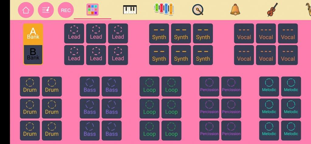 Die Mixer-Anwendung der Divoo App