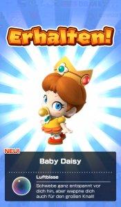 Baby Daisy in Mario Kart Tour