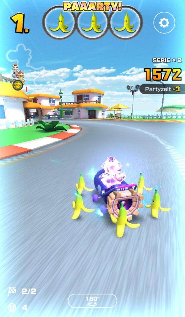 Party-Modus in Mario Kart Tour
