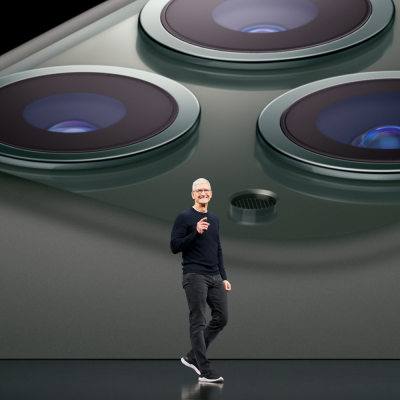 Tim Cook, Apple Keynote 2019