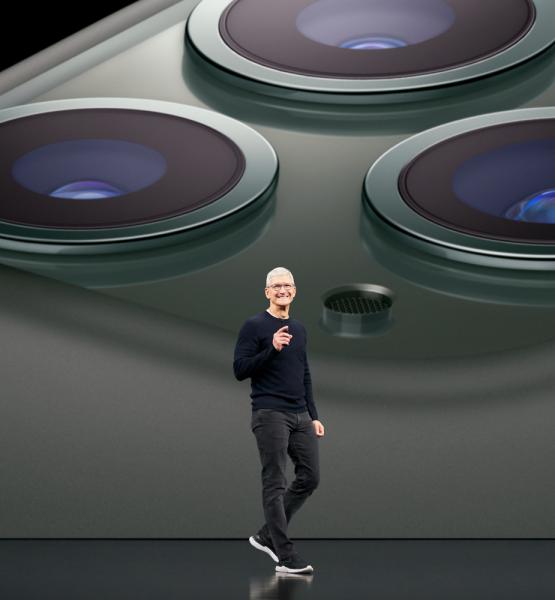 Tim Cook, Apple Keynote 2019