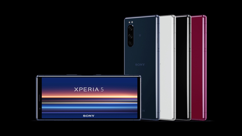 Die besten Smartphones der IFA 2019: Sony Xperia 5 - Image by Sony