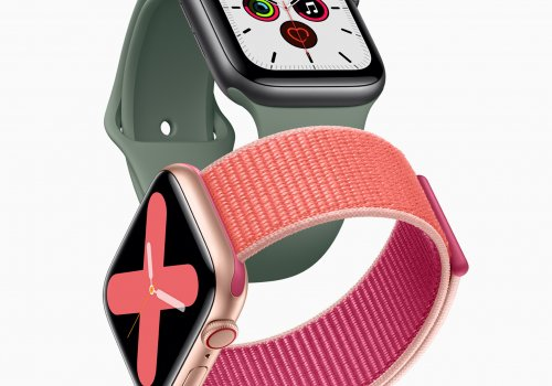 Apple Watch Series 5 vorgestellt - Image by Apple