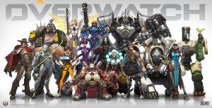 Die Helden von Overwatch