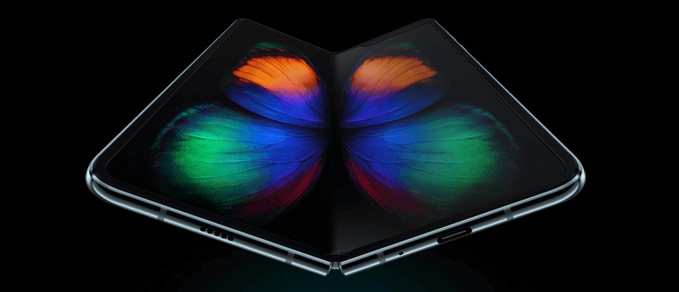 Die besten Smartphones der IFA 2019: Samsung Galaxy Fold 5G - Image by Samsung