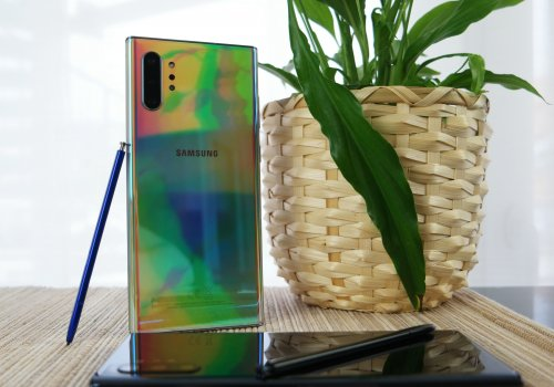 Galaxy Note 10+ im Test