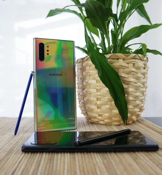 Galaxy Note 10+ im Test