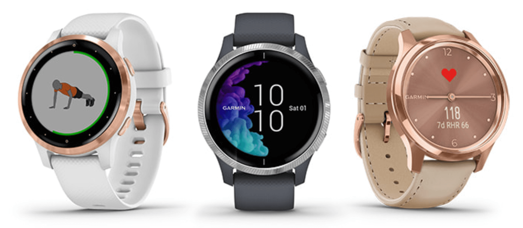 garmin smartwatches ifa 2019 - Image by Garmin