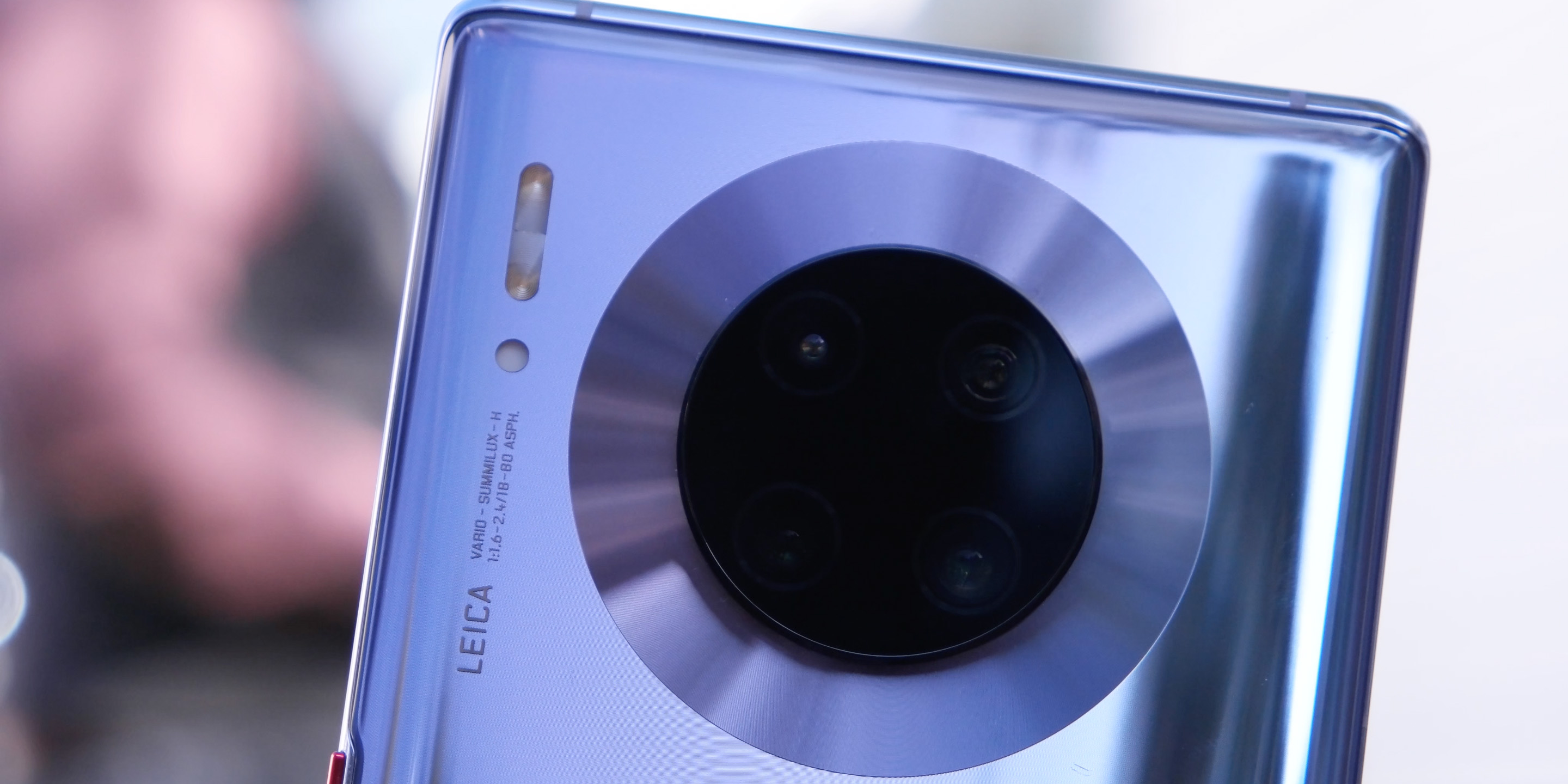 Huawei Mate 30 Pro im Hands-On