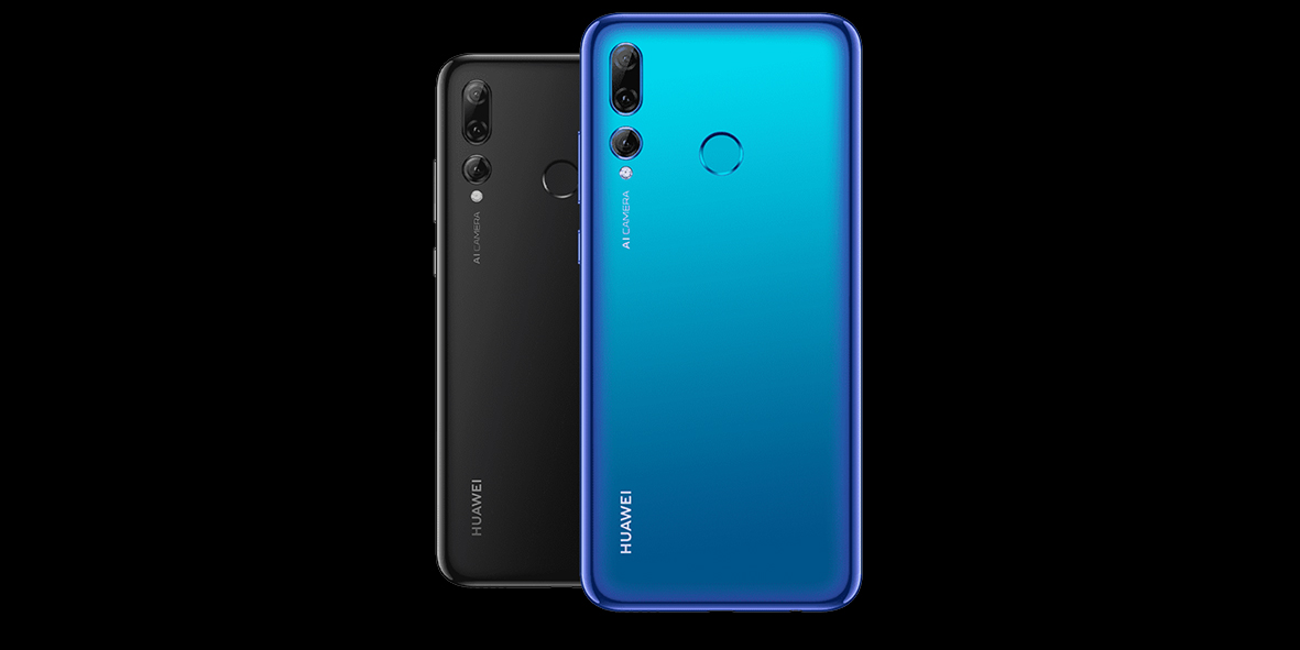Smartphones unter 200 Euro: Huawei P smart+ 2019 - Image by Huawei