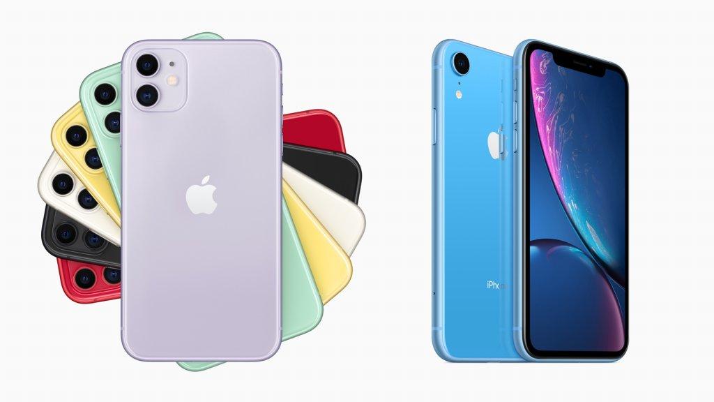 iPhone XR vs. iPhone 11