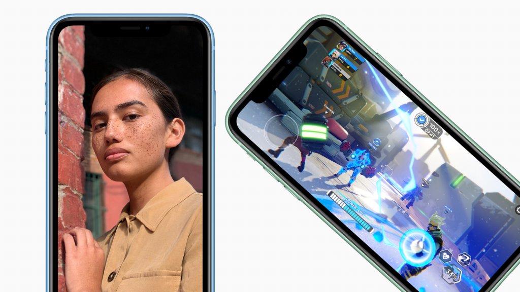 iPhone 11 und iPhone XR Unterschiede
