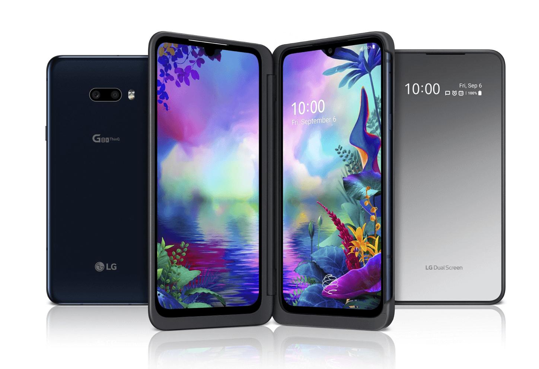 Die besten Smartphones der IFA 2019: LG G8x ThinQ -  Image by LG