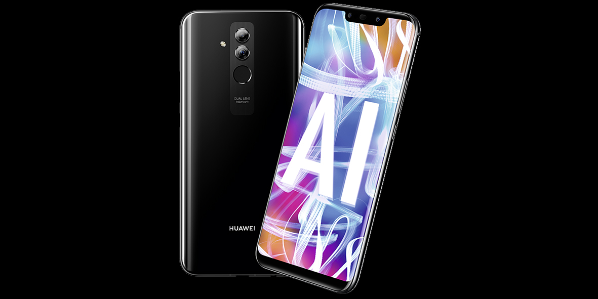 Smartphones unter 200 Euro: Huawei Mate 20 Lite - Image by Huawei
