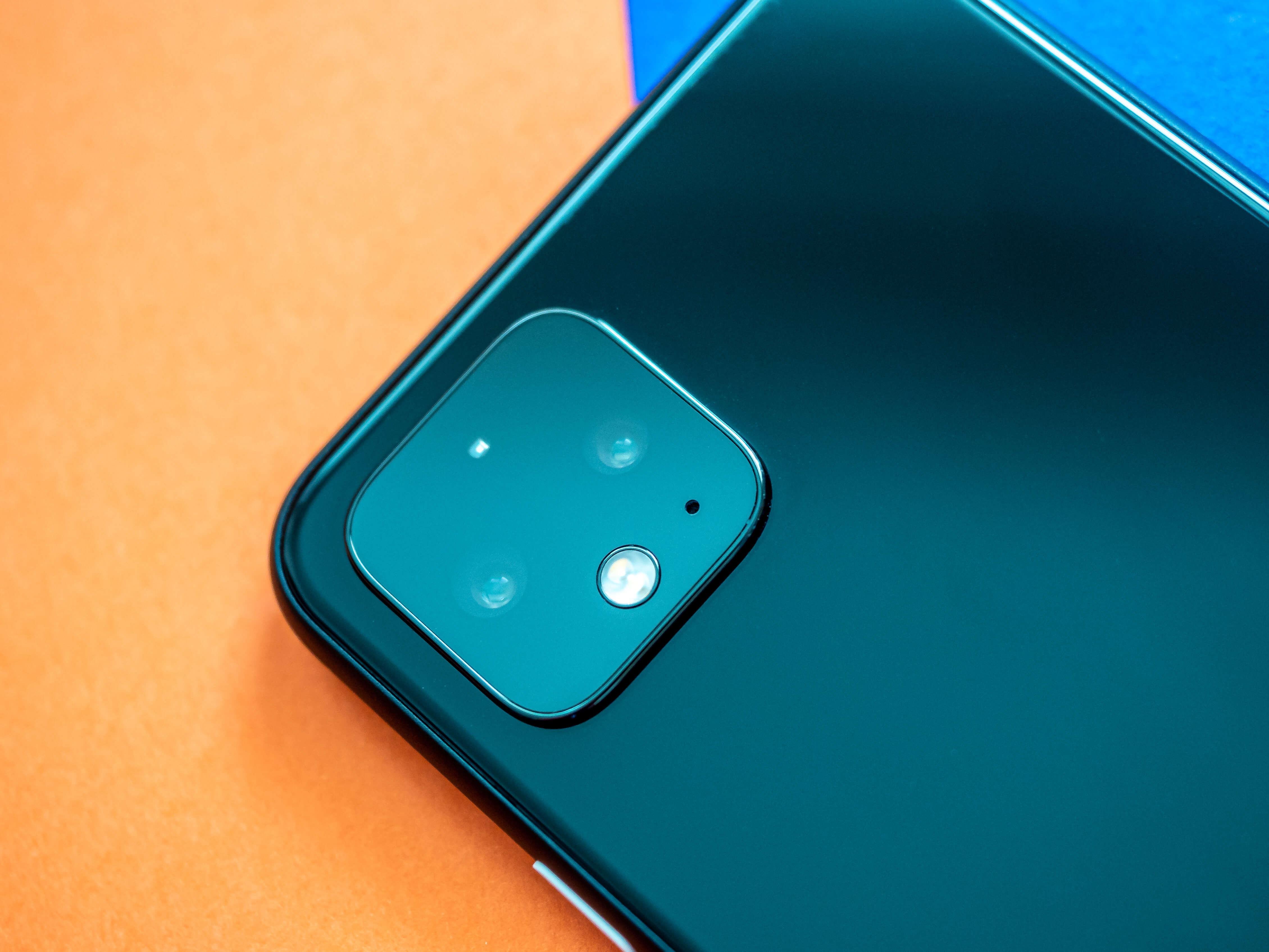 Google Pixel 4 im Test Dual-Kamera