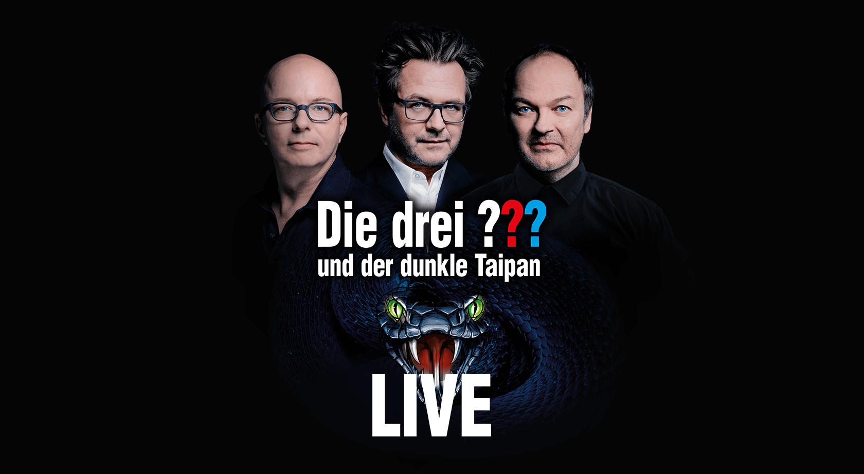 Drei Fragezeichen Live-Tour