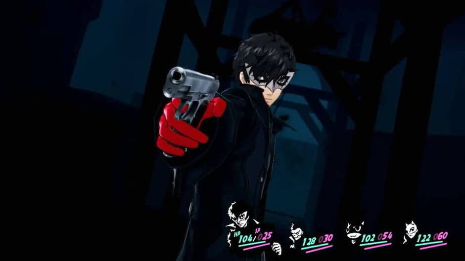 Persona 5 All-Out-Attack