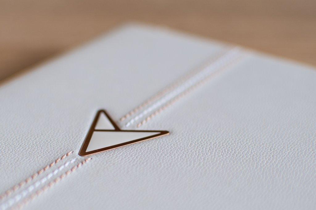 Das Logo auf dem Asus Zenbook Edition 30