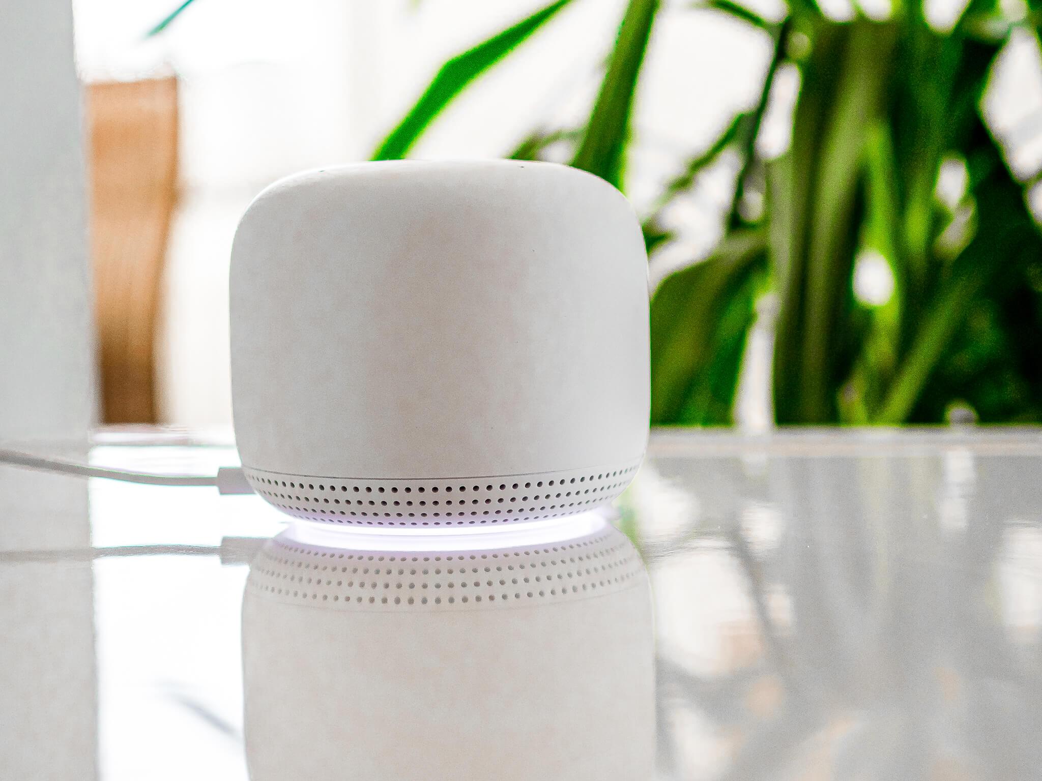 Google Nest Wifi Zugangspunkt