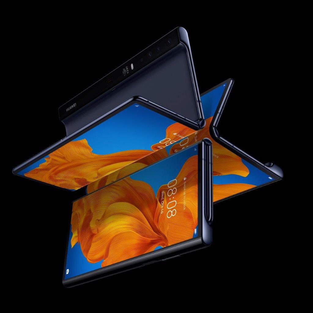 Falt-Smartphone Huawei Mate Xs
